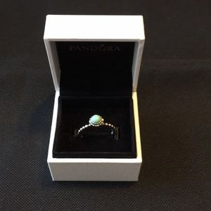Pandora May Birthday Bloom Ring